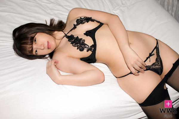 前田美里、最新イメージは「タイトル通り、ちょっぴりセクシーな感じになっています」